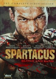 Spartacus: Blood And Sand - The Complete First Season Movie