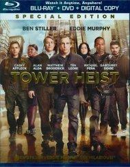 Tower Heist (Blu-ray + DVD + Digital Copy + UltraViolet) Blu-ray