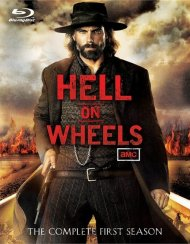 Hell On Wheels: The Complete First Season Blu-ray