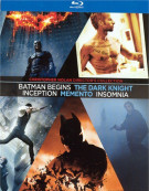 Christopher Nolan Directors Collection (Repackage) Blu-ray