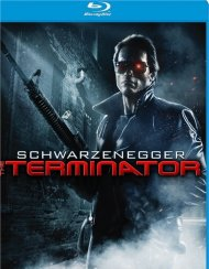 Terminator, The: Remastered Edition Blu-ray