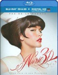 Nurse 3D (Blu-ray 3D + Blu-ray + UltraViolet) Blu-ray