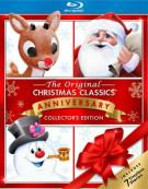 Original Christmas Classics, The: Anniversary Collectors Edition Blu-ray