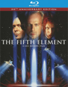 Fifth Element, The: 20th Anniversary Edition (4k Ultra HD + Blu-ray + UltraViolet)  Blu-ray