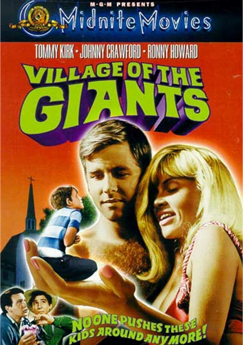 Village Of The Giants Movie