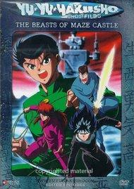 Yu Yu Hakusho: Beasts Of Maze Castle (Edited) Movie