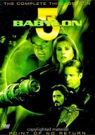 Babylon 5: The Complete Third Season Movie