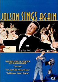 Jolson Sings Again Movie