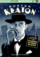 TCM Archives: The Buster Keaton Collection Movie