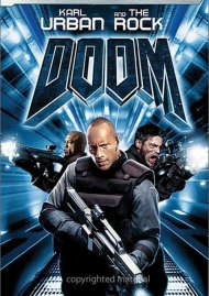 Doom: Unrated (Widescreen) Movie