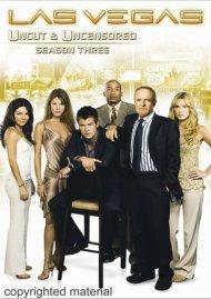 Las Vegas: Season Three - Uncut & Uncensored Movie