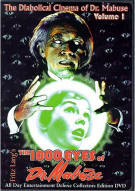 1000 Eyes Of Dr. Mabuse, The Movie
