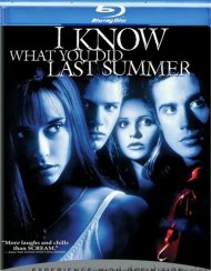 I Know What You Did Last Summer Blu-ray