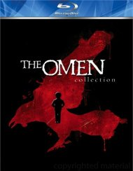 Omen Collection, The Blu-ray