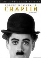 Chaplin: 15th Anniversary Edition Movie