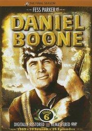 Daniel Boone: Season 6 Movie
