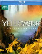 Yellowstone: Battle For Life Blu-ray