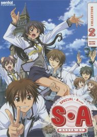 Special A: Collection 2 Movie