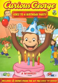 Curious George: Goes To A Birthday Party Movie
