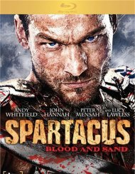 Spartacus: Blood And Sand - The Complete First Season Blu-ray