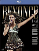 Beyonce: I Am... World Tour Blu-ray