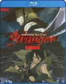 Sword Of The Stranger Blu-ray