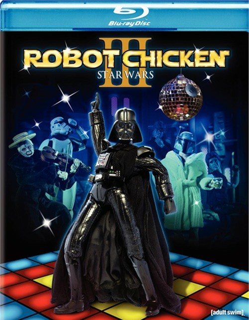 Robot Chicken: Star Wars - Episode III Blu-ray