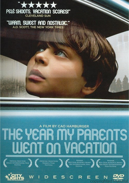 Year My Parents Went On Vacation, The Movie