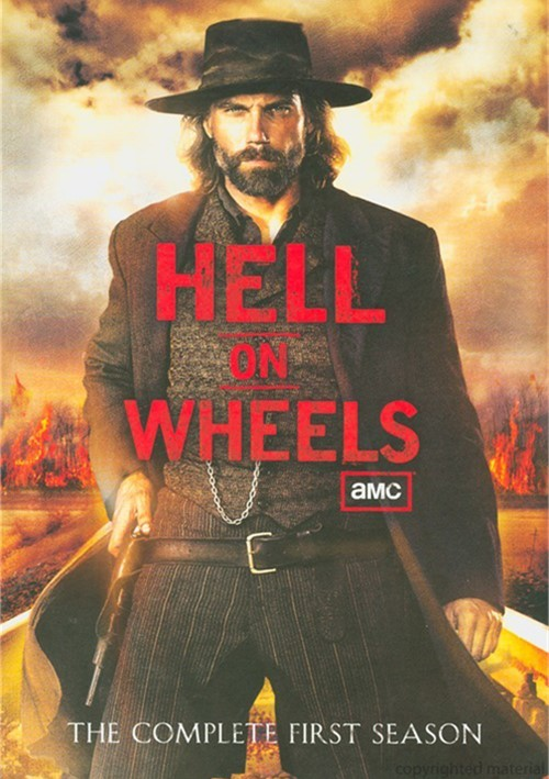 Hell On Wheels: The Complete First Season Movie