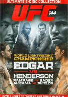 UFC 144: Edgar Vs. Henderson Movie