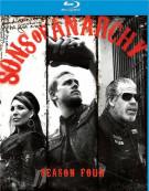 Sons Of Anarchy: Season Four Blu-ray