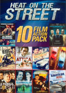 10 Film Collection: Heat On The Street Movie