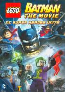 LEGO Batman: The Movie - DC Superheroes Unite Movie
