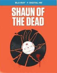 Shaun Of The Dead (Steelbook + Blu-ray + UltraViolet) Blu-ray
