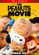 Peanuts Movie, The (DVD + UltraViolet) Movie