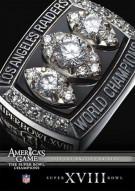 NFL Americas Game: 1983 Los Angeles Raiders Super Bowl XVIII Movie