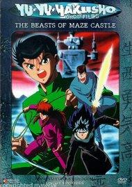 Yu Yu Hakusho: Beasts Of Maze Castle (Uncut) Movie