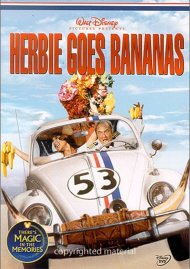 Herbie Goes Bananas Movie