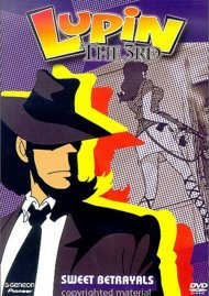 Lupin The 3rd: Volume 8 - Sweet Betrayals Movie