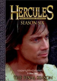 Hercules:  The Legendary Journeys - Season Six Movie