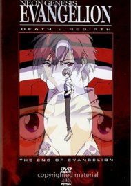 Neon Genesis Evangelion:  Death & Rebirth / The End Of Evangelion Movie