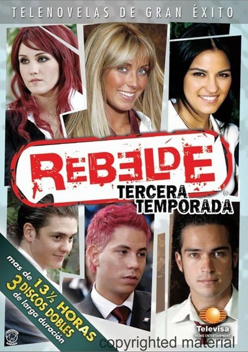 Rebelde: Tercera Temporada Movie
