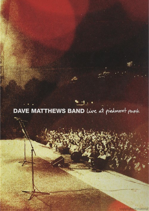 Dave Matthews Band: Live At Piedmont Park Movie