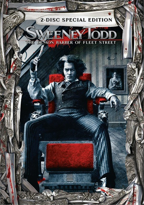 Sweeney Todd: The Demon Barber Of Fleet Street - 2 Disc Special Edition Movie