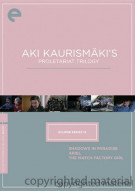 Aki Kaurismakis Proletariat Trilogy: Eclipse From The Criterion Collection Movie