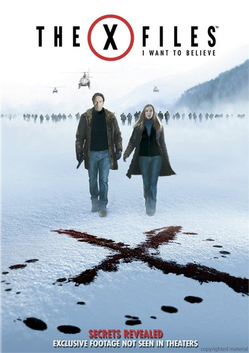 X-Files, The: I Want To Believe Movie