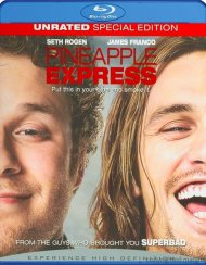 Pineapple Express: Unrated Special Edition Blu-ray
