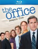 Office, The: Season Five (American Series) Blu-ray