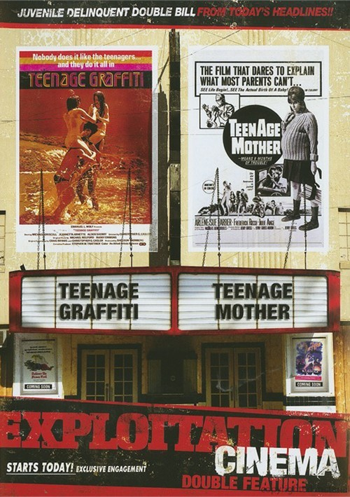 Teenage Graffiti / Teenage Mother (Double Feature) Movie