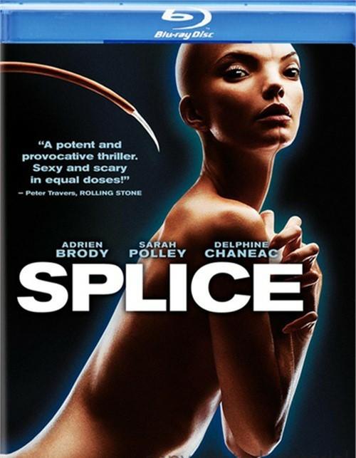 Splice Blu-ray